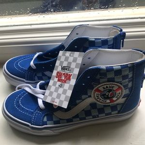 NWT youth Vans, size 2.5